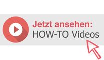 Montagevideos bei YouTube
